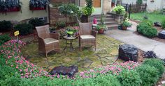 Front Yard Patio design                                                                                                                                                      More