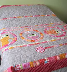 Bits of Frog Quilt Pattern  PDF instant by claireturpindesign, $22.00
