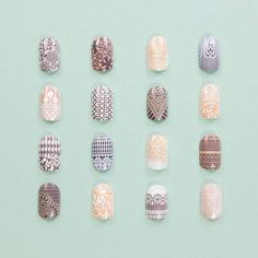 Pastels and cactus' are the cutest combo! 👉Plates - Hipster 18 👉Polishes - Candy Floss // Mint Condition // Ever Green // Olive Tree //… Moyou Stamping, Stamping Nail Art, Stamping Plates, Nail Polish Dupes, Gel Polish, Nail Art Techniques, Image Plate, Japanese Nail Art, Kenya