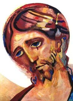 Detalle del Cristo de la Santísima Trinidad