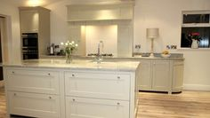 New England In-Frame Kitchen in Rathcoffey