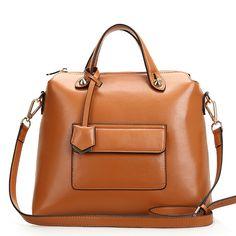 86a867e742 Find More Shoulder Bags Information about women shoulder tote bag handbags  leather brans genuine leather bag