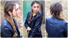 Katniss' Mockingjay Braid | Hunger Games Hairstyles