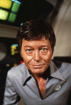 Bones...Star Trek: The Motion Picture, 1979.