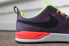 nike sb project ba rr 2 Nike SB Project BA R/R Purple Volt