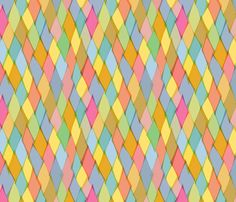 tissue paper harlequin fabric by darcibeth on Spoonflower - custom fabric