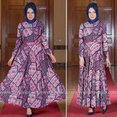 PUANE - DRESS - 4805F #hijab #naylavip #hijabi #hijabfashion #hijabstyle #hijabpress #muslimabaya #islamiccoat #scarf #fashion #turkishdress #clothing #eveningdresses #dailydresses #tunic #vest #skirt #hijabtrends