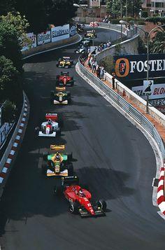 Formula 1 / 1992 / Monaco Grand Prix