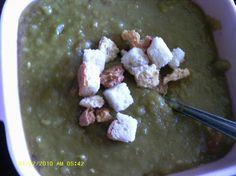 Czech Pea Soup Hrachova Polevka Polish Recipes, Polish Food, Raw Potato, Czech Recipes, Pea Soup, Chowder Recipes, Vegetable Stock, Beef Broth, Stew