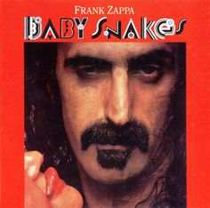 Baby Snakes  CD cover  1979