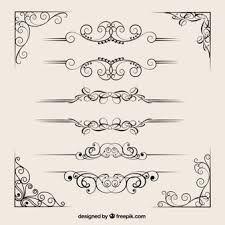 Resultado de imagen para tipos de letras cursivas elegantes