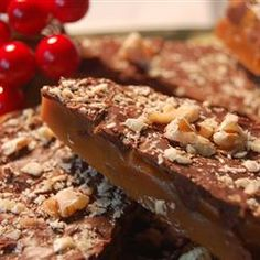 Best Toffee Ever - Super Easy