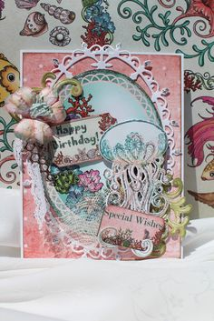 Heartfelt Creations Under The Sea Paper Collection