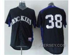 http://www.xjersey.com/mlb-colorade-rockies-38-jimenez-black2011-new.html MLB COLORADE ROCKIES #38 JIMENEZ BLACK[2011] NEW Only 32.17€ , Free Shipping!