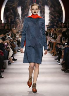 Dior, A-H 16/17 - L'officiel de la mode