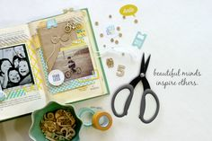 Scrapbooking Supplies | Pocket Page Kits | Cardmaking | Paper Craft Ideas - Chic Tags