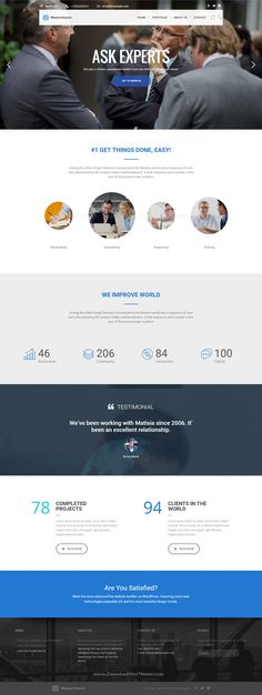 Massive Dynamic - WordPress Website Builder Website builders - resume website builder