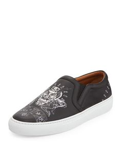 Elmerinda Printed Skate Shoe by Givenchy at Neiman Marcus.
