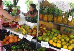 Kailua Kona Farmer's Markets