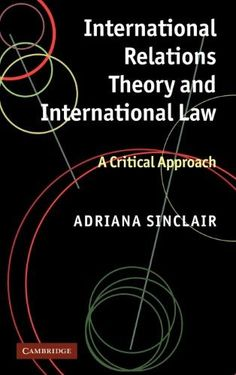 International Relations Theory and International Law:A Critical Approach