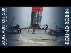 Emirates Team New Zealand... Awesome race guys!