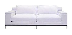 Beluga Sofa By Christian Liaigre  Contemporary, Upholstery  Fabric, Sofa by Thomas Lavin