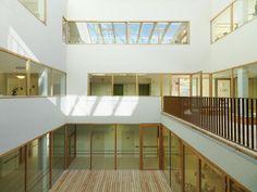Galería de Casa de reposo y enfermería/ Dietger Wissounig Architekten - 5