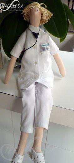 Tilda infermera