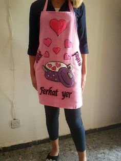 Alıntı Punch Art, Punch Needle, Sewing Projects, Embroidery, Pinafore Apron, Scrappy Quilts, Hand Crafts, Ideas, Chinese Embroidery