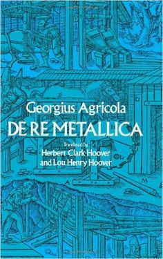 De Re Metallica (Dover Earth Science): Georgius Agricola: 9780486600062…