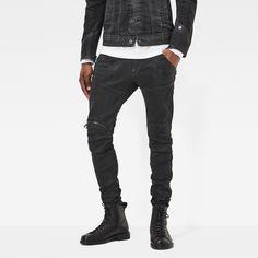 5620 G-Star Elwood 3D Zip-Knee Super Slim Jeans 9b77cca9f75b