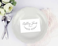 Name Cards Wedding Seating, Wedding Place Cards, Printable Wedding Place Cards, PDF Instant Download Wedding Favours Stickers, Wedding Invitations, Wedding Places, Wedding Place Cards, Printable Cards, Printables, Wedding Seating, Name Cards, Print Store