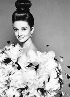 Rare Audrey Hepburn — Audrey Hepburn photographed in Paris, France by...