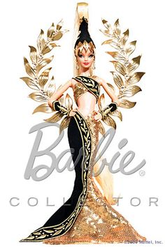 Bob Mackie Barbie Just for you Ms. Bob Mackie gown...