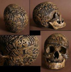 dremel skulls                                                                                                                                                                                 More