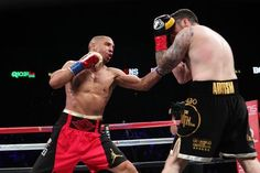 Ward vs Smith results: Andre Ward returns with one-sided stoppage win