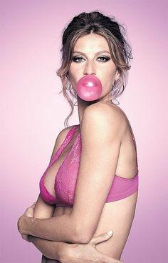 Gisele & bubblegum