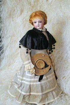 "17"" Jumeau Fashion from bebesatticfinds on Ruby Lane"