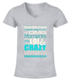 "# I'm a Basketball Player Crazy Moments Worth it T-Shirt .  Special Offer, not available in shops      Comes in a variety of styles and colours      Buy yours now before it is too late!      Secured payment via Visa / Mastercard / Amex / PayPal      How to place an order            Choose the model from the drop-down menu      Click on ""Buy it now""      Choose the size and the quantity      Add your delivery address and bank details      And that's it!      Tags: B-ball fans and players…"