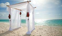 wedding beach destinations | Modern Destination Weddings: Bucuti & Tara Beach Resorts Aruba