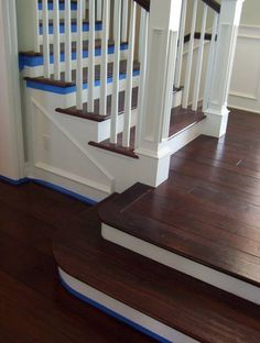 Staining Hickory Wood Floors | Stained Hickory Flooring