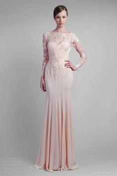 How To Wear A Blush Wedding Dress 25 Stunning Ideas