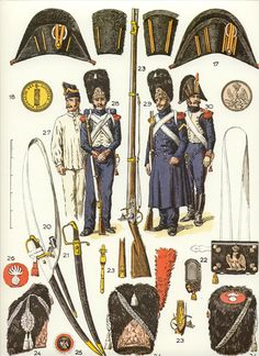 Grenadiers a pied 1800-1815 (pl 40) 2