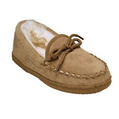 Old Friend Kids Moccasin Loafers Camouflage, Size: 12 Child - CHILDCAMO-C12