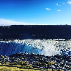 Photo of Dettifoss waterfall