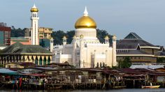 Brunei Darussalam is a country permeated with tradition, with one of the longest continuously ruling dynasties.  Situated on the northern-western coast of the island of Borneo, it is made up by two unconnected pieces of land, separated by Malaysia.