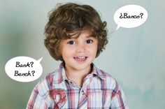 Raising Bilingual Children: All You Can Do Is Plant Seeds - The harsh reality of raising bilingual children in environment where another language is dominant My Beautiful Daughter, All You Can, Planting Seeds, Raising, Children, Kids, Plants, Spanish, Environment
