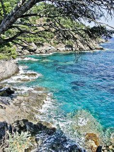 Le Rayol, Côte d'Azur, France