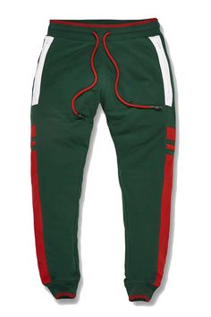 4d68140220a8c8 Big Men s Roma Track Pants (Green)