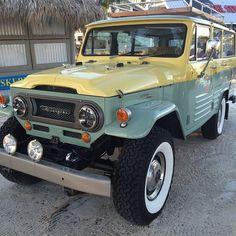 Custom Land Cruiser 40 series - Built to Order Toyota Lc, Toyota Fj40, Toyota Trucks, Nissan Patrol, Cool Trucks, Big Trucks, Toyota Land Cruiser, Carros Toyota, Expedition Vehicle